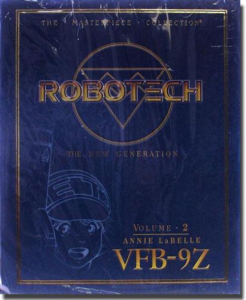 Robotech Macross Masterpiece Collection Volume 2 Annie LaBelle VFB-9Z Action Figure