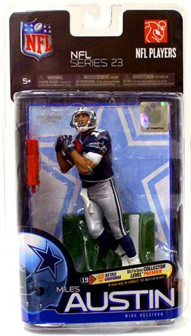McFarlane Toys NFL Dallas Cowboys Sports Picks Series 23 Miles Austin Action Figure