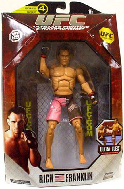 UFC Collection Series 4 Rich Franklin Action Figure [UFC 99]