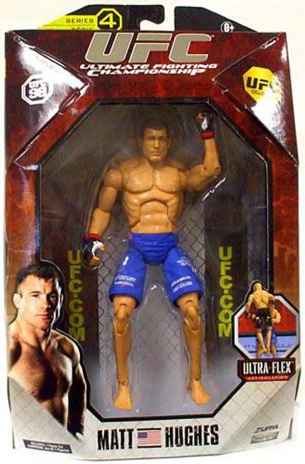 UFC Collection Series 4 Matt Hughes Action Figure [UFC 98]