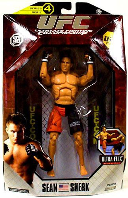 UFC Collection Series 4 Sean Sherk Action Figure [UFC 98]