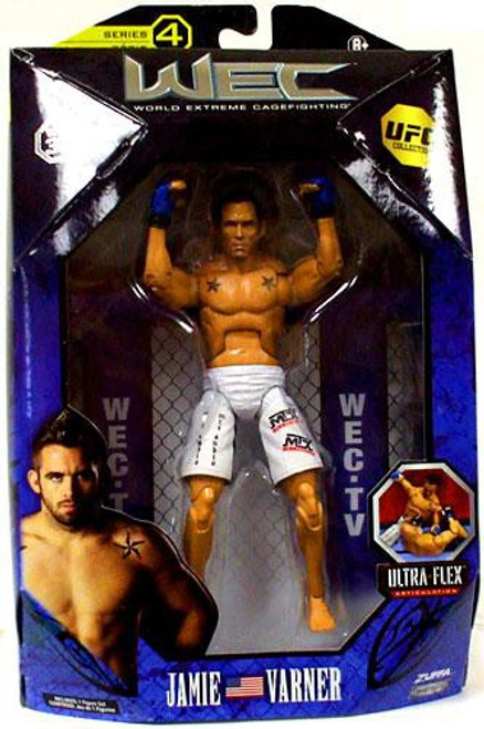 UFC Collection Series 4 Jamie Varner Action Figure [WEC]