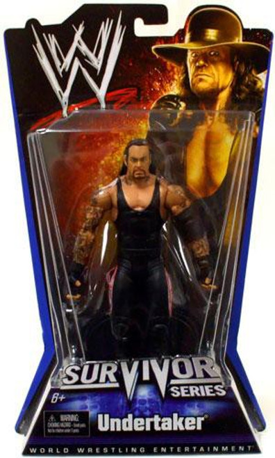 WWE Wrestling Pay Per View Series 1 Survivor Series Undertaker Action Figure