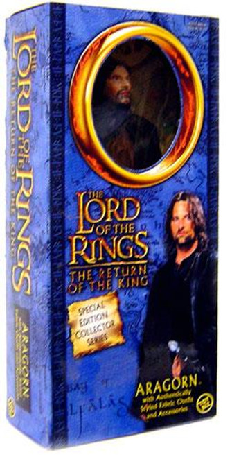 The Lord of the Rings The Return of the King Aragorn 12 Inch Action Figure