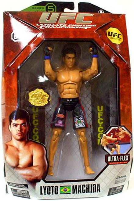 UFC Collection Series 5 Lyoto Machida Action Figure