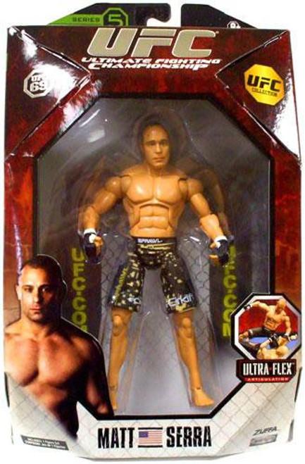 UFC Collection Series 5 Matt Serra Action Figure [UFC 69]