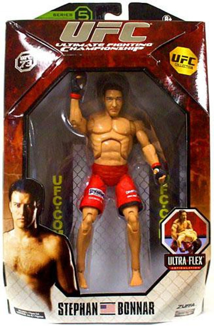 UFC Collection Series 5 Stephan Bonnar Action Figure [UFC 73]