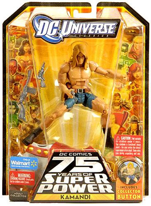 DC Universe 75 Years of Super Power Classics Kamandi Exclusive Action Figure
