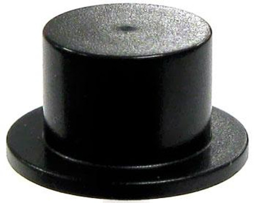 LEGO Minifigure Parts Black Top Hat Minifigure Accessory [Loose]