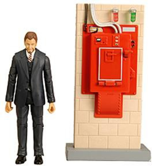 Ghostbusters Walter Peck Exclusive Action Figure