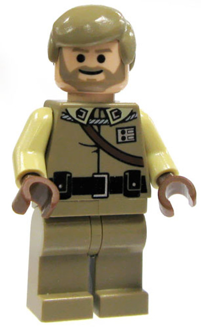 LEGO Star Wars Loose Crix Madine Minifigure [Tan Arms Loose]