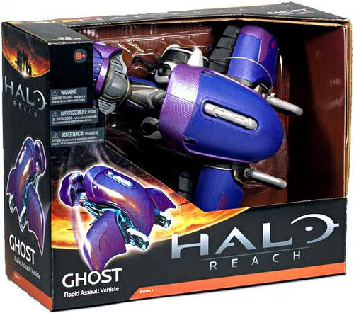 McFarlane Toys Halo Reach Series 1 Ghost Rapid Assault Vehicle Action Figure Vehicle