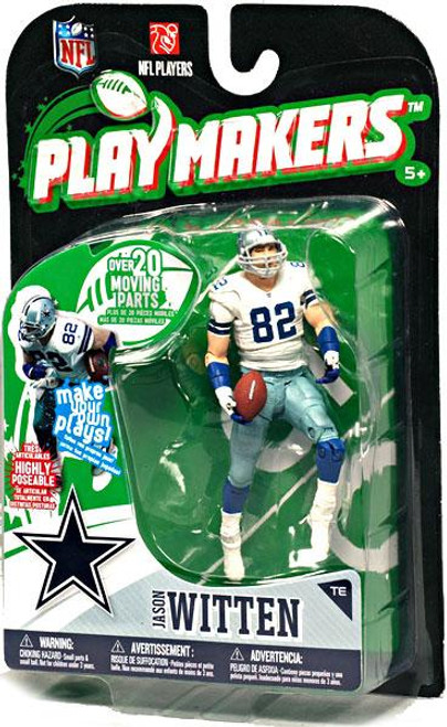 McFarlane Toys NFL Dallas Cowboys Playmakers Series 1 Jason Witten Action Figure