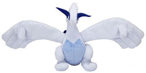 Pokemon Mini Plush Series 12 Lugia 6-Inch Plush