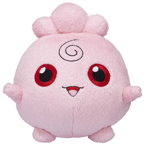 Pokemon Mini Plush Series 12 Igglybuff 6-Inch Plush