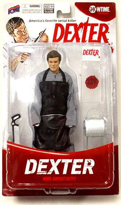 Dexter Action Figure [Jumpsuit]