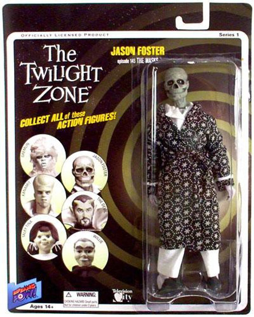 The Twilight Zone Series 1 Jason Foster Action Figure