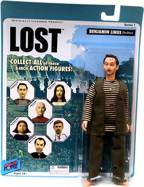 Lost Series 1 Ben Linus Action Figure
