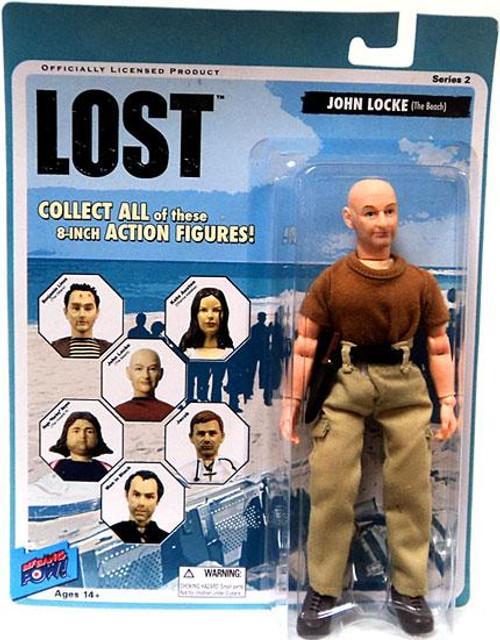 Lost Series 2 John Locke Action Figure