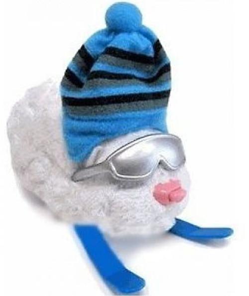 Zhu Zhu Pets Series 2 Hamster Outfit Skis & Hat Accessory Set