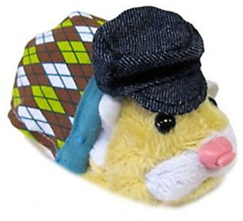 Zhu Zhu Pets Series 2 Hamster Outfit Argyle Sweater & Hat Accessory Set