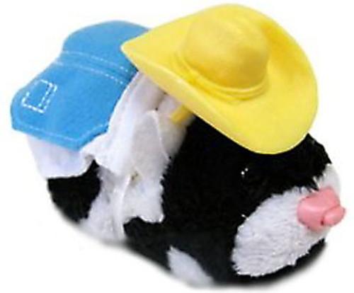 Zhu Zhu Pets Series 2 Hamster Outfit Cowboy Hat & Denim Vest Accessory Set