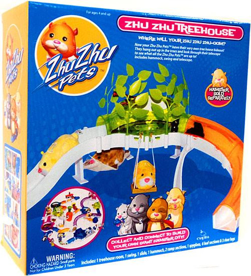 Zhu Zhu Pets Tree House Playset
