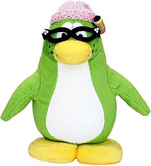 Club Penguin Series 7 Aunt Arctic 6.5-Inch Plush Figure [Version 2]