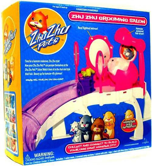 Zhu Zhu Pets Zhu Zhu Grooming Salon Playset