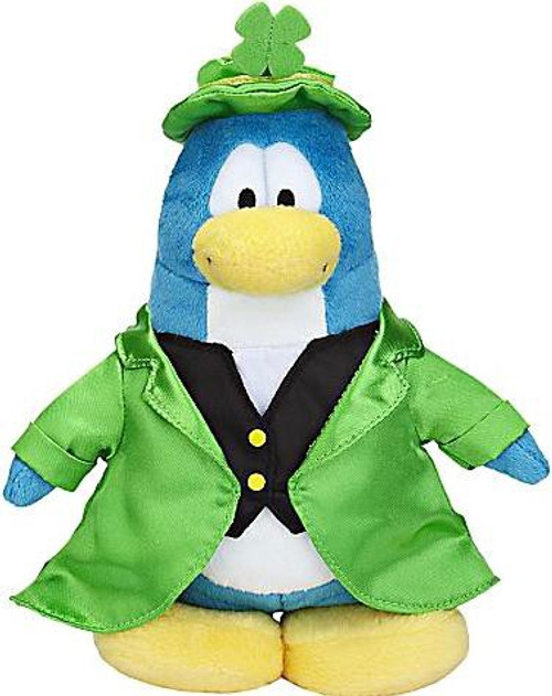 Club Penguin Series 7 Leprechaun 6.5-Inch Plush Figure [Version 1]