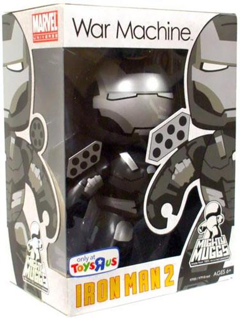 Iron Man 2 Mighty Muggs War Machine Exclusive Vinyl Figure