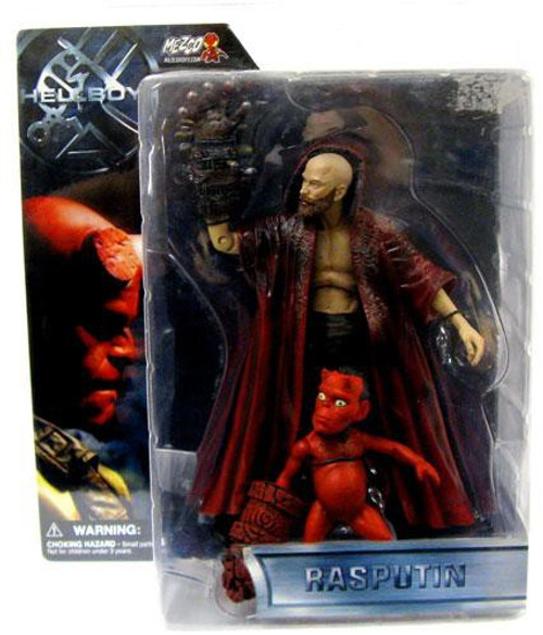 Hellboy Series 1 Rasputin Action Figure