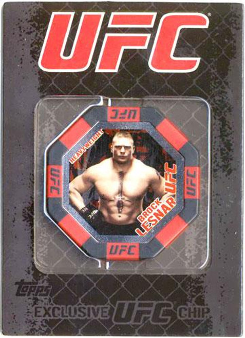 UFC Main Event Brock Lesnar Exclusive Poker Chip #1