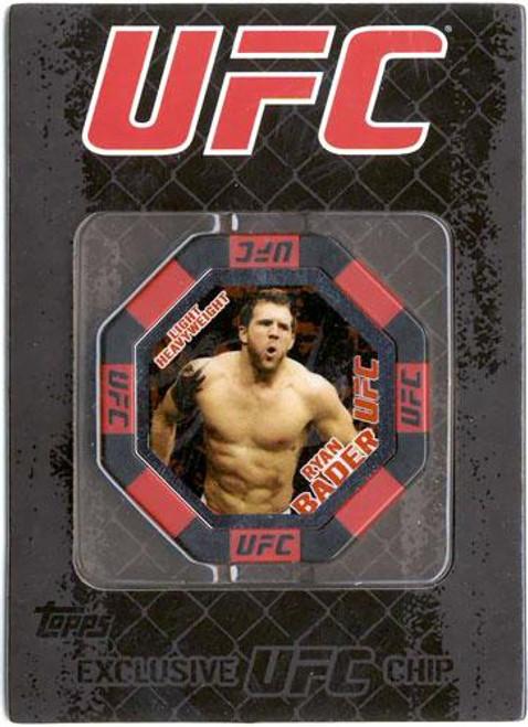 UFC Main Event Ryan Bader Exclusive Poker Chip #6