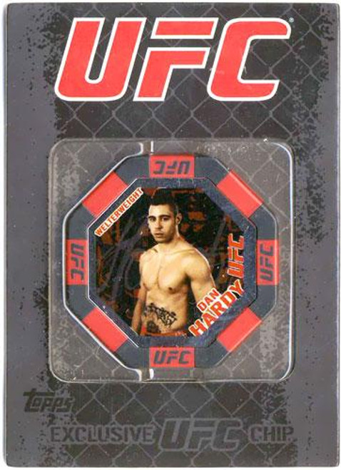 UFC Main Event Dan Hardy Exclusive Poker Chip #12