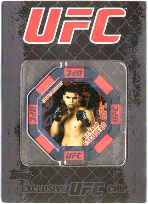 UFC Main Event Efrain Escudero Exclusive Poker Chip #15