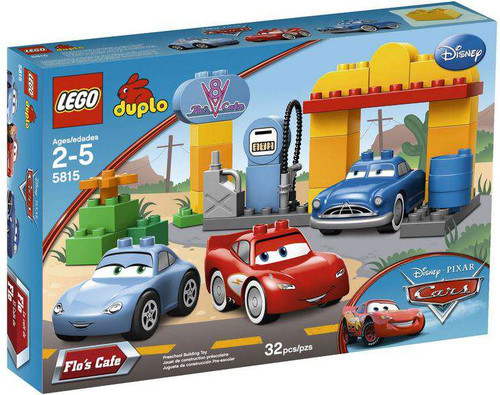 LEGO Disney Cars Duplo Cars Flo's Cafe Set #5815