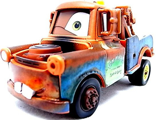 Disney Cars Loose One Eye Mater Diecast Car [Loose]