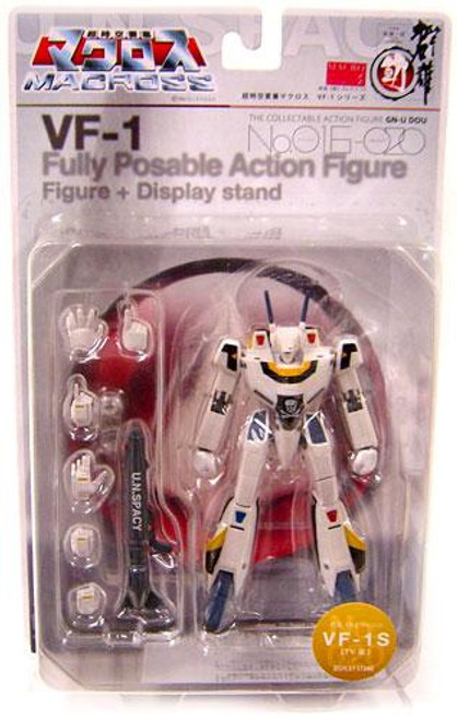 Robotech Macross Valkyrie VF-1S Action Figure #020