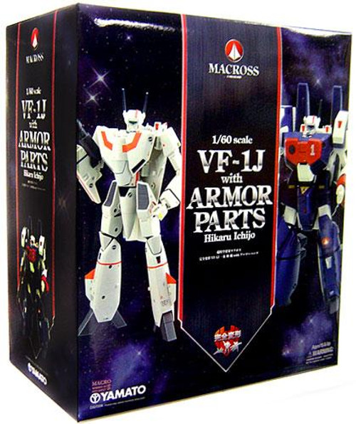 Robotech Macross Hikaru Ichijo VF-1J Action Figure