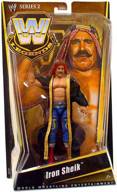 WWE Wrestling Legends Series 2 Iron Sheik Action Figure