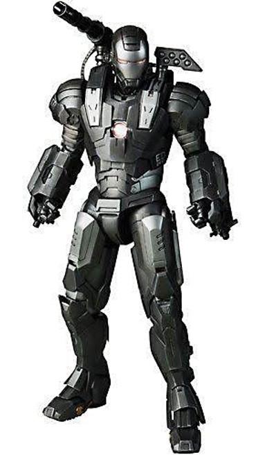 Iron Man 2 Movie Masterpiece War Machine 1/6 Collectible Figure