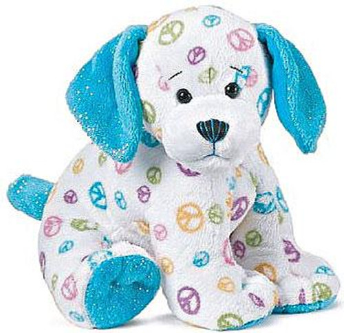Webkinz Peace Puppy Plush