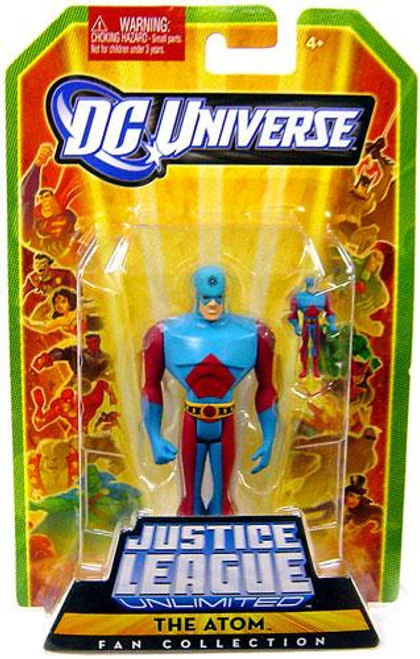 DC Universe Justice League Unlimited Fan Collection The Atom Action Figure