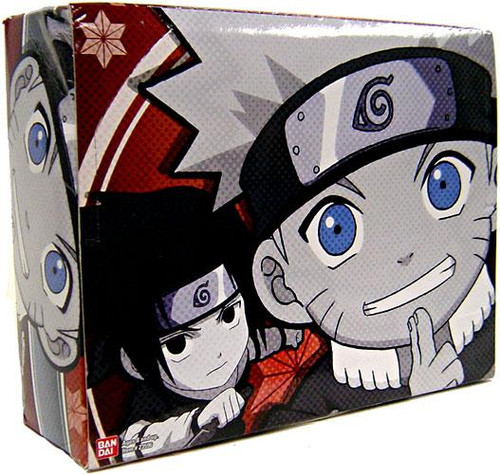 Naruto Shippuden Card Game Chibi Tournament Series 1 Booster Box [24 Packs]