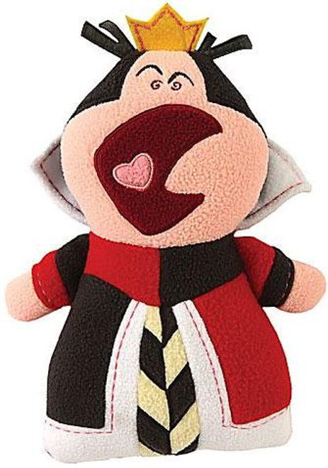 Disney Alice in Wonderland Pook-a-Looz Queen of Hearts Plush Doll