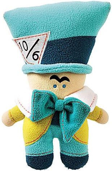 Disney Alice in Wonderland Pook-a-Looz Mad Hatter Plush Doll