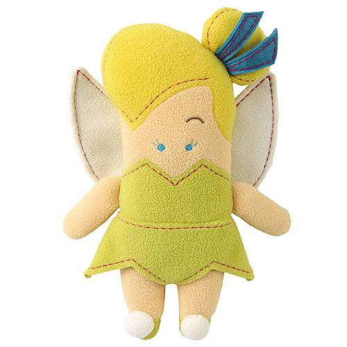 Disney Fairies Pook-a-Looz Tinker Bell Plush Doll