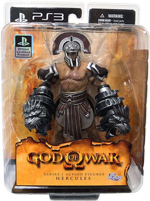 God of War Series 1 Hercules Action Figure