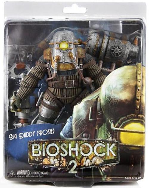 NECA Bioshock 2 Series 2 Big Daddy Action Figure [Rosie]